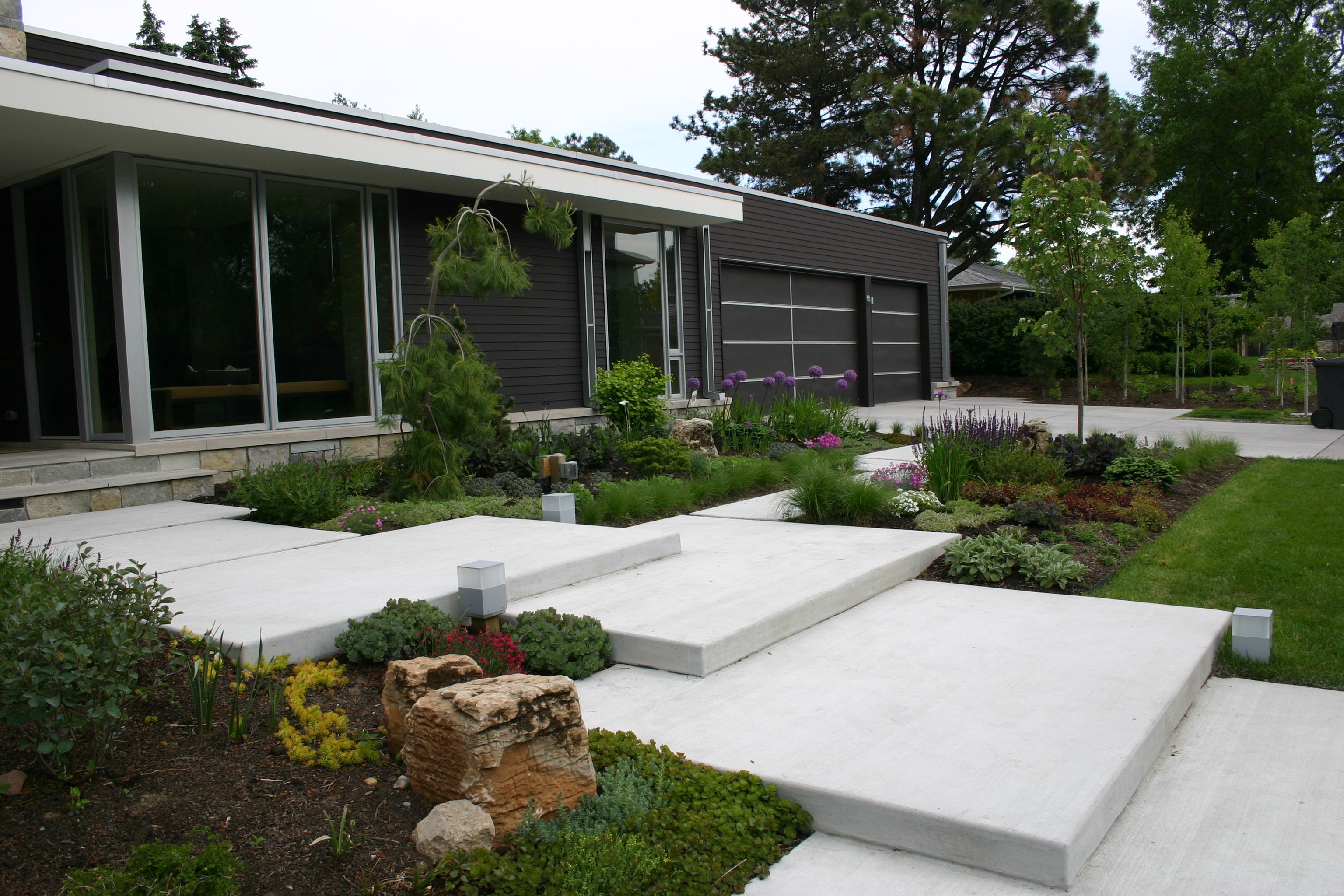 Design project garden hawthorn landscape architecture landscape design